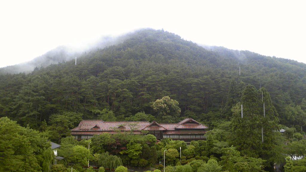 晴れの天気予報は一転!朝から大雨の岩手県花巻温泉〜